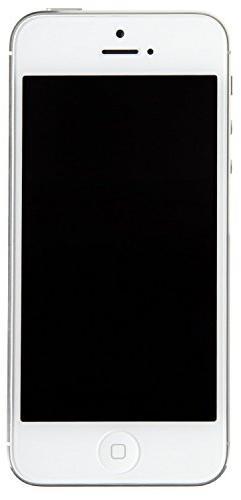 Apple iPhone 5, GSM Unlocked, 16GB - White