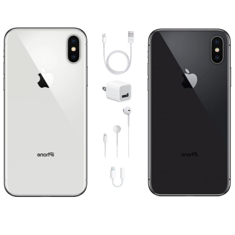 Apple iPhone X 64GB - GSM&CDMA Unlocked -USA Model -Apple Wa