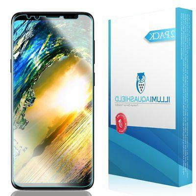 Galaxy Screen Protector , ILLUMI AquaShield Clear Film