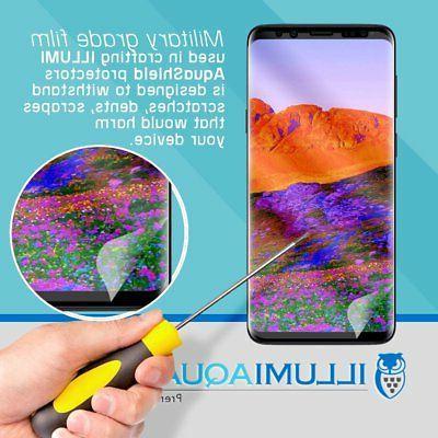 Galaxy S9 Protector , Clear Anti-Bubble Film