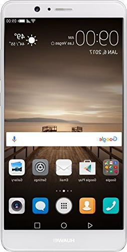 Huawei - Mate 9 4g Lte With 64gb Memory Cell Phone  - Moonli