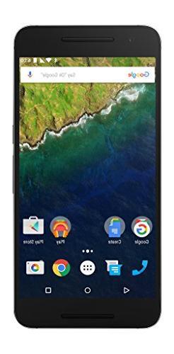 Huawei Nexus 6P 64GB Unlocked GSM Octa-Core Android Phone -