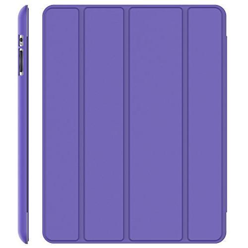 JETech Case for Apple iPad 2 3 4 , Smart Cover Auto Wake/Sle