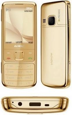 Nokia 6700 Classic Gold Edition Unlocked Cell Cellular Mobil