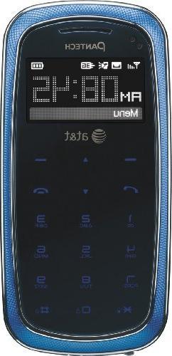 Pantech Impact P7000 Phone, Blue