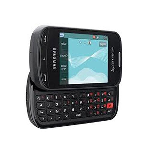 Samsung Character R640 Slider Cell Phone