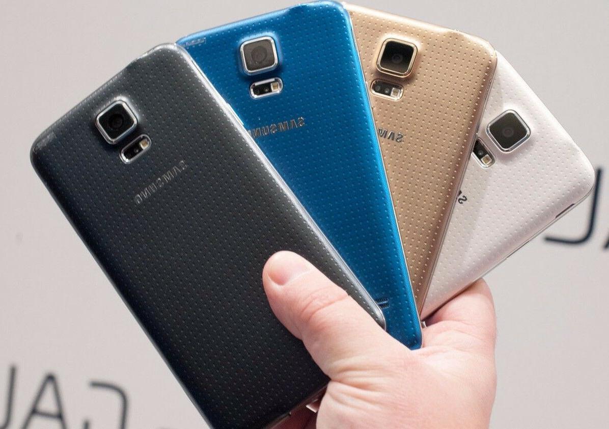 Samsung Galaxy S5 16GB G900P Ting Boost Mobile Sprint Phone