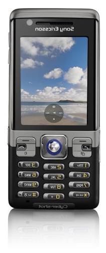 Sony Ericsson C702i Cyber-shot Unlocked Phone with 3.2 MP Ca