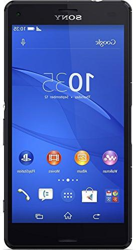 """Sony Xperia Z3 Compact D5803 16GB 4G LTE 4.6"""" Unlocked GSM A"""