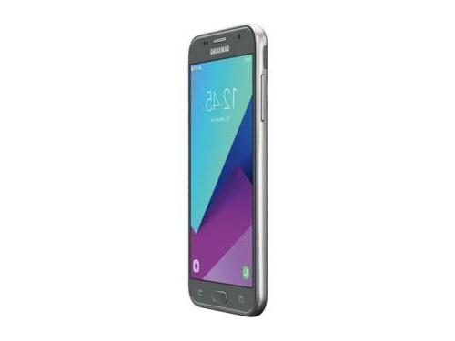 Virgin Mobile Galaxy J3 Emerge Lte 16gb Memory Cell - Silver