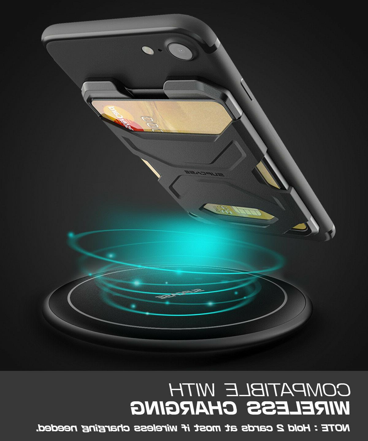 SUPCASE Credit Card Cell Phone