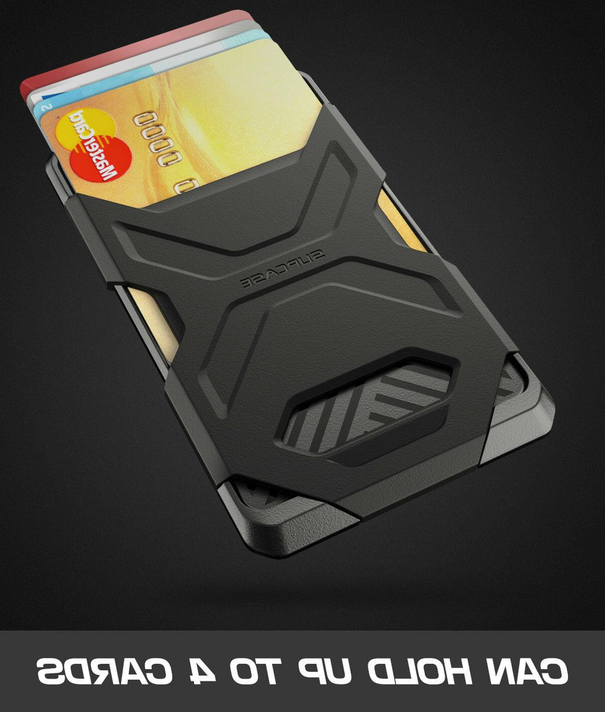 SUPCASE Adhesive Wallet, Credit Card Holder Cell Case