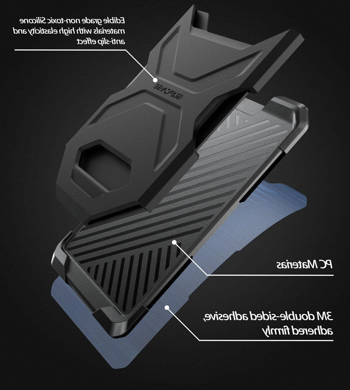 SUPCASE Credit Holder Cell Phone Case