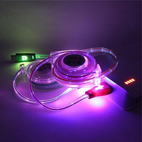 Android USB LED Flashlight USB With Data Cable for Phones/Pads/MP3/GPS/Game Headphones