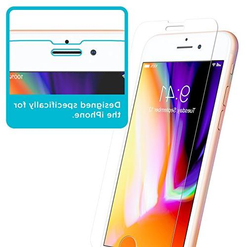 Tech Apple 6, Screen Glass with Clarity and Touch Accuracy,