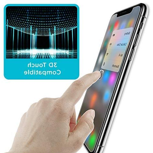 Tech Armor Apple iPhone Xs Screen Glass, Touch Accurate Designed Apple iPhone Xs MAX