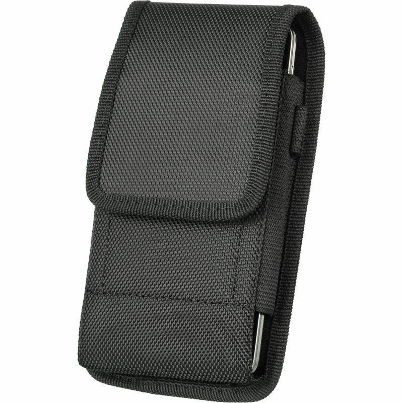 Belt Clip Vertical Holster Pouch Case Cover For iPhone Samsu