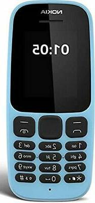 Nokia 105  Feature Phone Cell Phone,Keypad Phone,Mobile Phon