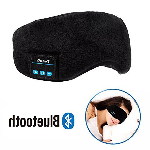 bluetooth sleeping eye mask wireless