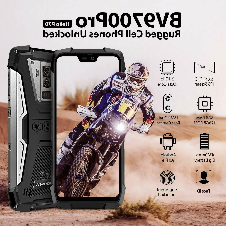 Blackview BV9900 Pro Thermal BV9800 BV9700Pro Smartphone