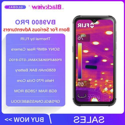 Blackview BV9900 Pro BV9800 Pro Thermal BV9700Pro Smartphone