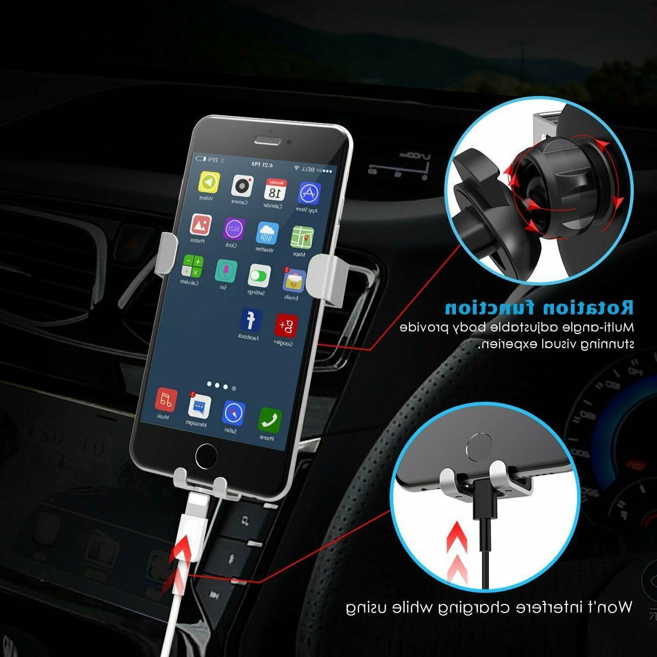 Clip Cellphone Auto Lock Design