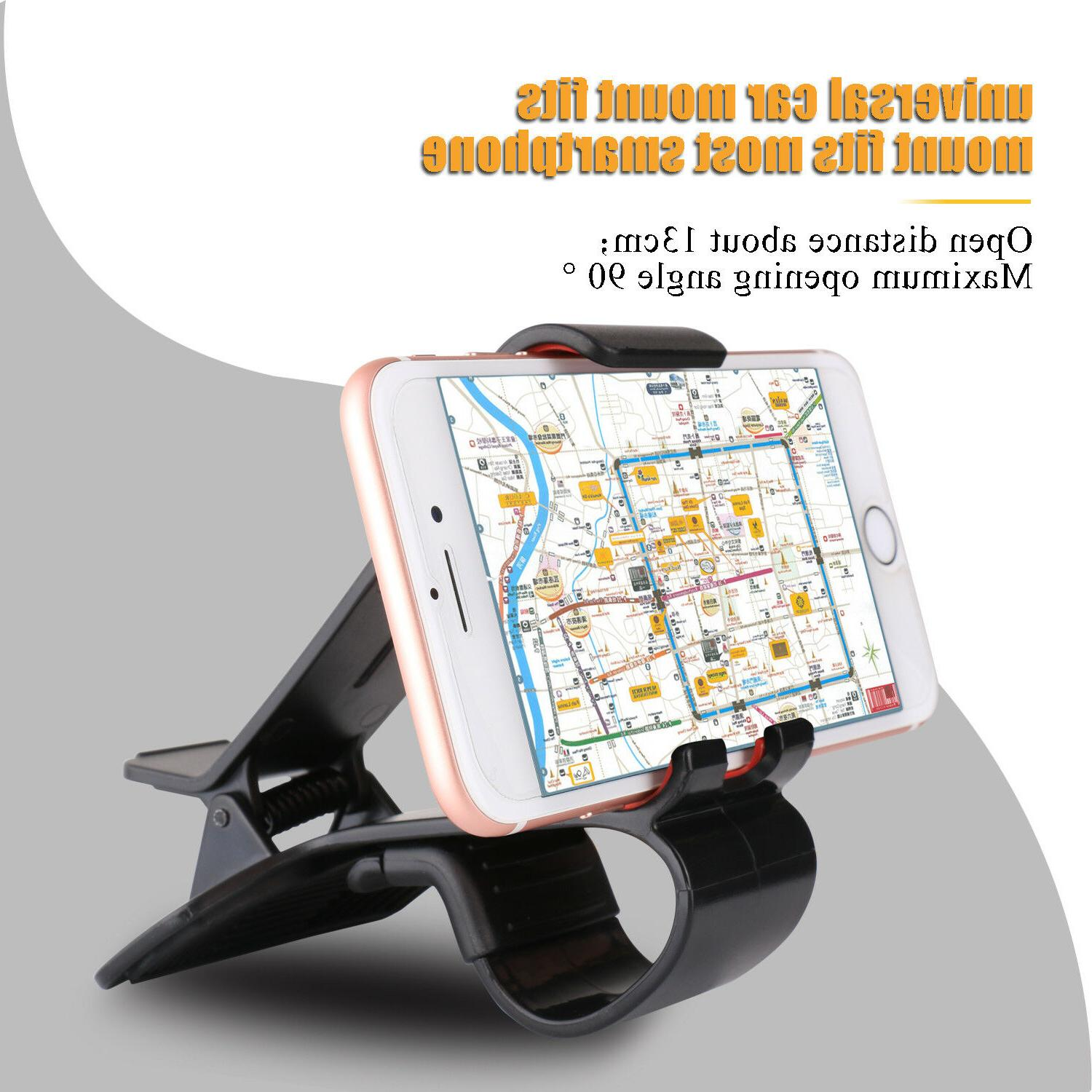 Car Dashboard Stand Design for Phone GPS