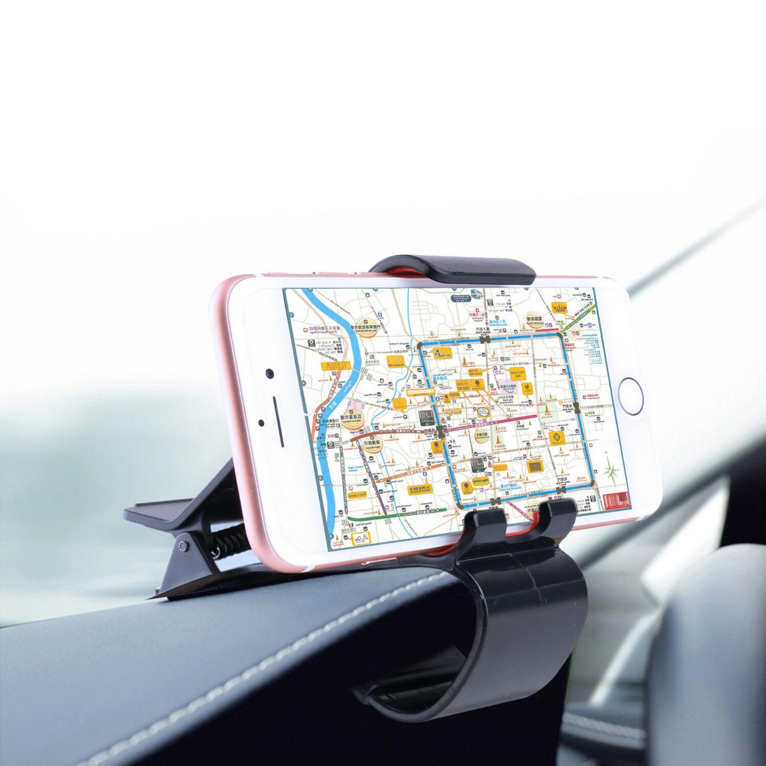 Stand HUD for Mobile Phone GPS