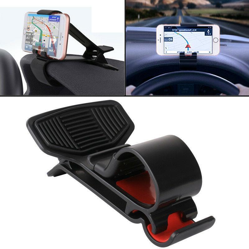 car dashboard mount holder stand hud design
