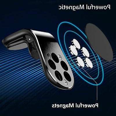 Car Magnet Air Vent Holder Universal Mobile Cell Phone