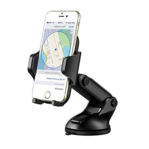 Mpow Universal Long Arm Car Holder, Phone Huawei and
