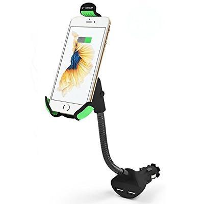 car phone mount charger holder