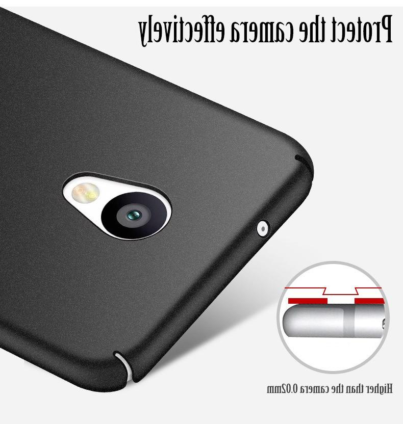 Case For <font><b>Meizu</b></font> Note M5s Cell Back Cover Rigid Plastic Shockproof Casing Housing