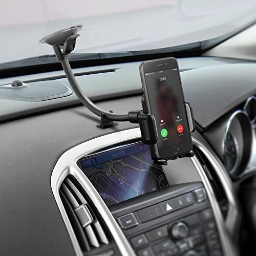 Mpow for Car, Arm Phone with Button and Holder MAX/XS/XR/X/8/7/7P/6s,Galaxy