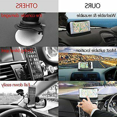 Cell Holder Car, Car Phone Mounts For Dashboard GPS