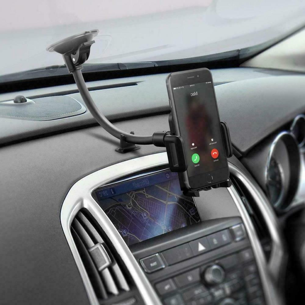 Mpow 033 Cell Holder for Long Arm Car Mount with