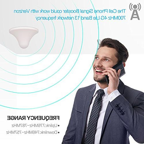 Booster Verizon Band13 700Mhz Mobile Phone Signal Booster Verizon Phone Signal Amplifier Repeater with Indoor Kits for