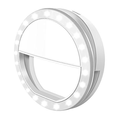 criacr selfie ring light