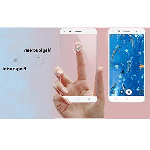 """Xgody D22 Smartphone 7.0 5.5"""" 4G LTE Cord 32GB MP&8 MP"""