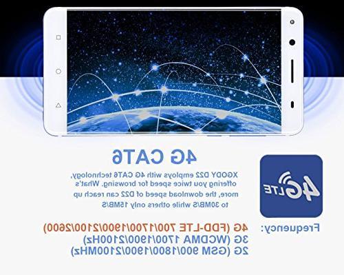 Xgody Android 7.0 Nougat LTE Cord Unlocked 32GB 2GB SIM Cameral 13