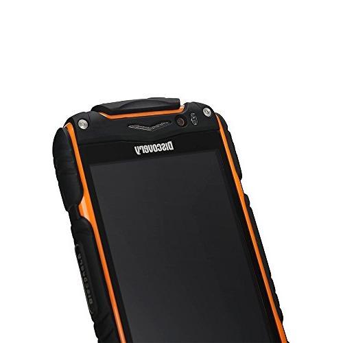 Hipipooo-Discovery V8 Shakeproof Smartphone Phone 4.0 inch Dual-Core,Dual SIM Slot