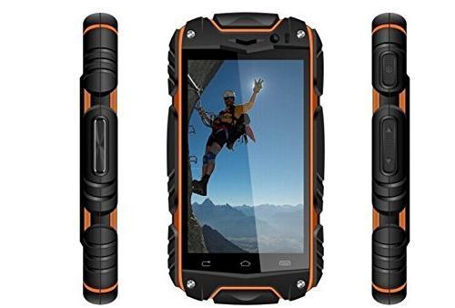 Hipipooo-Discovery Waterproof Shakeproof 4.4 Phone 4.0 inch Mtk6572 Dual-Core,Dual SIM Card