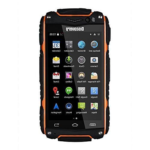 discovery v8 waterproof dustproof shakeproof