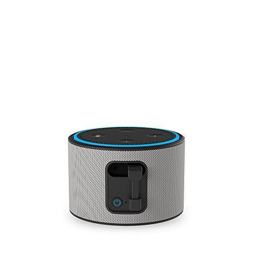 DOX Portable for Amazon Echo Ash/Gray