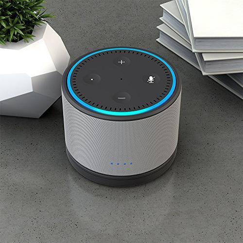 DOX Battery for Amazon Echo Ash/Gray