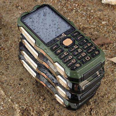 durable dual sim gsm military mobile phone