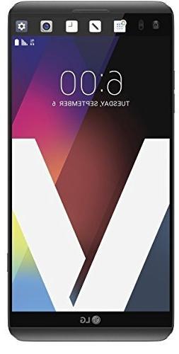 LG Electronics V20 - T-Mobile Phone - Titan Grey -