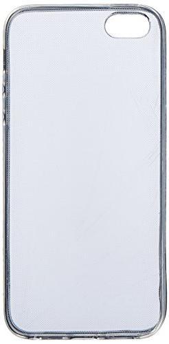 Off-Element Clear Gel TPU Flex Slim Soft Case for Apple iPho