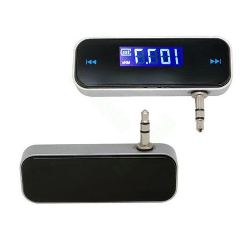 fm transmitter for mp3 mp4 music player