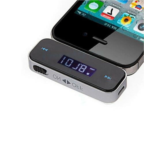 FM Transmitter MP3 MP4 Player Cell LG 200 Ch